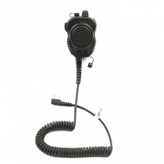Portable Active Speaker Mic for non-VOX two way radios